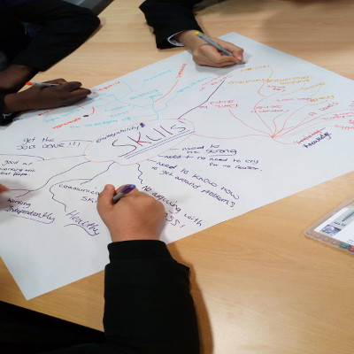 Right Routes - skills employers value