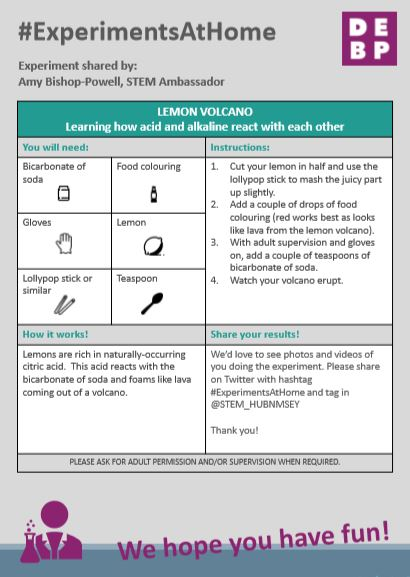 Lemon Volcano