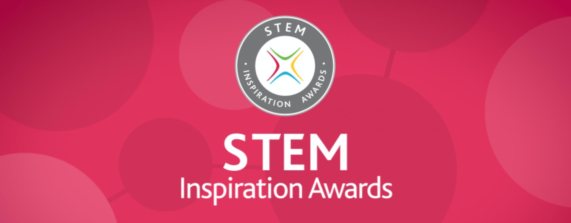 STEM Inspiration awards – banner