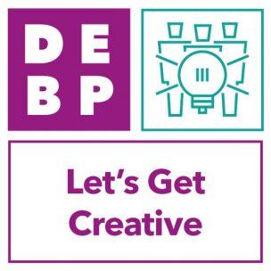 SEND - Lets Get Creative